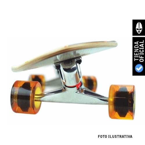 surfskate banga fishtail - simulador surf 40% off t. oficial