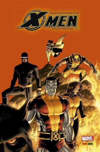 surpreendentes x-men - edição especial - volume 2