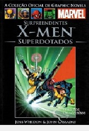 surpreendentes x-men: superdotados whedon , joss / ca