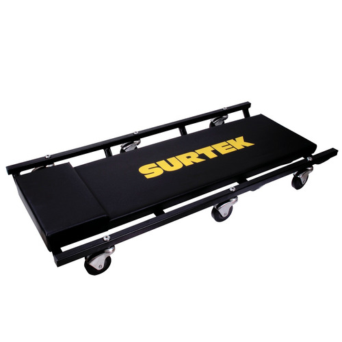 surtek cama acolchonada para mecánico36  x 17 mod:137070