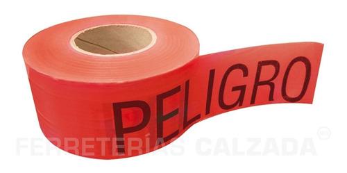 surtek-cinta barricada  peligro  304 mt*137301
