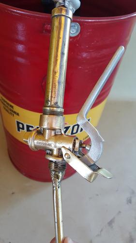 surtidor manual de aceite antiguo made in swiss