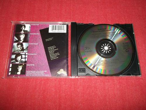 survivor - when seconds count cd imp ed 1990 mdisk