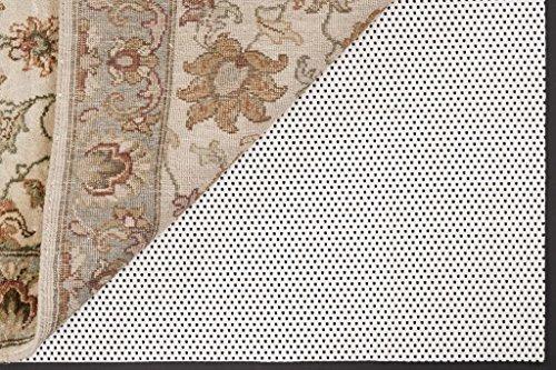 surya alfombras 100% lana de fieltro alfombra reversible pad