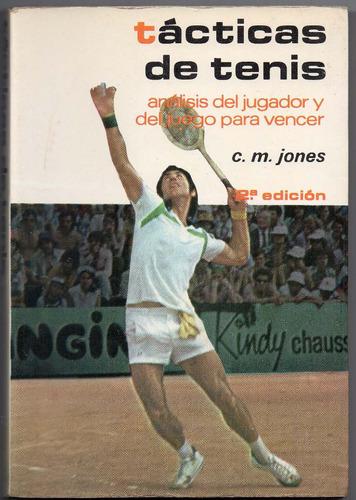 susaeta2010 c m jones tácticas de tenis aprender tenis