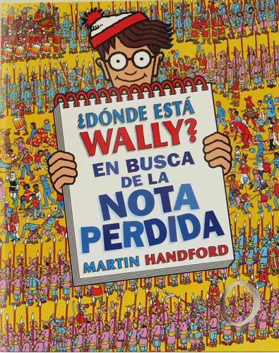 susaeta2010 ¿dónde está wally? en busca de la nota perdida