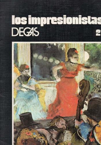 susaeta2010 los impresionistas degas