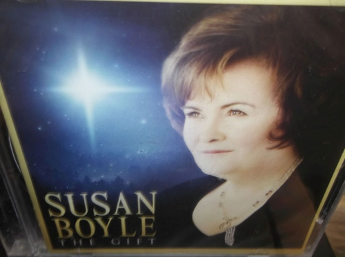 susan boyle the gift cd sellado en mercado libre. Black Bedroom Furniture Sets. Home Design Ideas