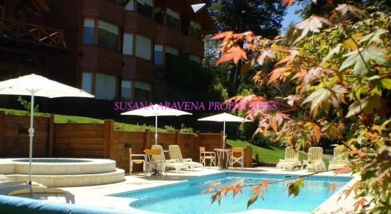 susana aravena propiedades ds, vende exclusiva hostería en villa la angostura