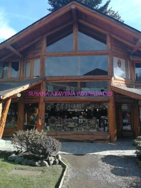 susana aravena propiedades ds, vende galería comercial centro de villa la angostura