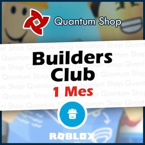Suscripción Roblox Builders Club Bc 1 Mes 15 Robux Por Dia - free robux and builders club legal