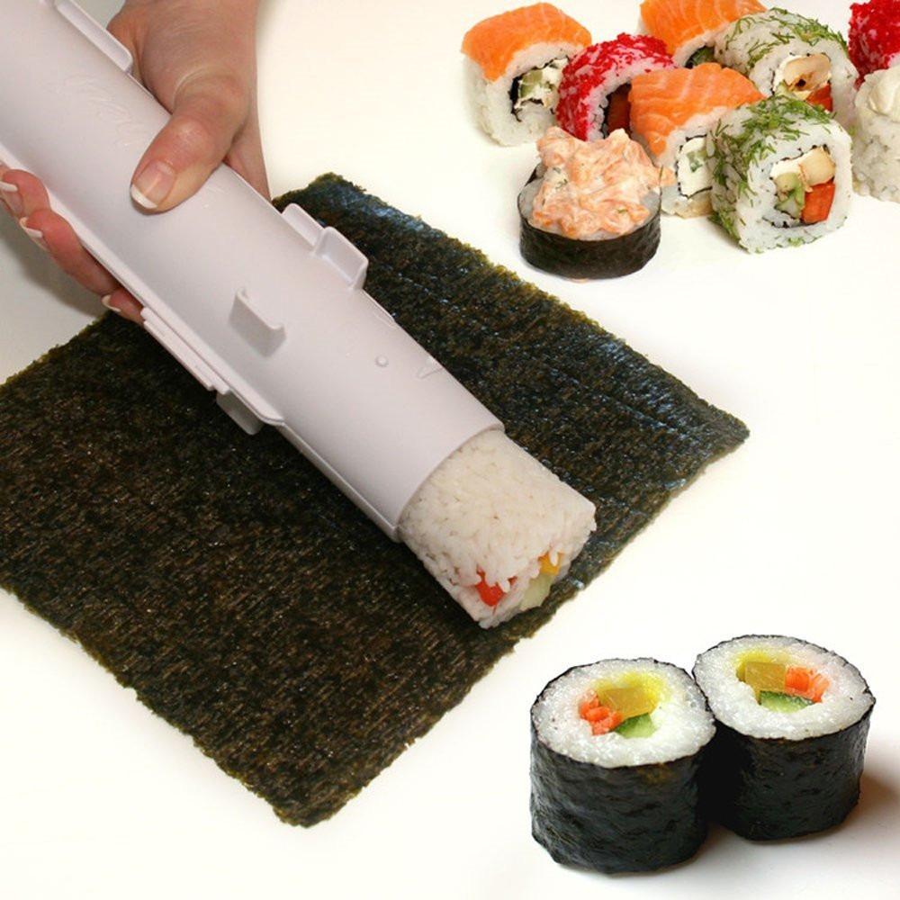 Sushi Bazooka Maquina Para Hacer Sushi Facil Y Rapido