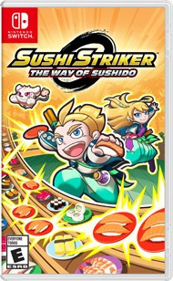 sushi striker the way of the sushido ns