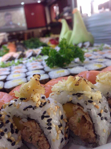 sushiman a domicilio