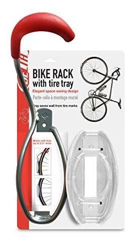 suspension del gancho del estante del almacenamiento de bici