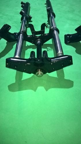 suspensión delantera moto pulsar 135