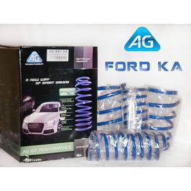 Suspension Ford Ka Agkit Totalmente Nueva! Ag14