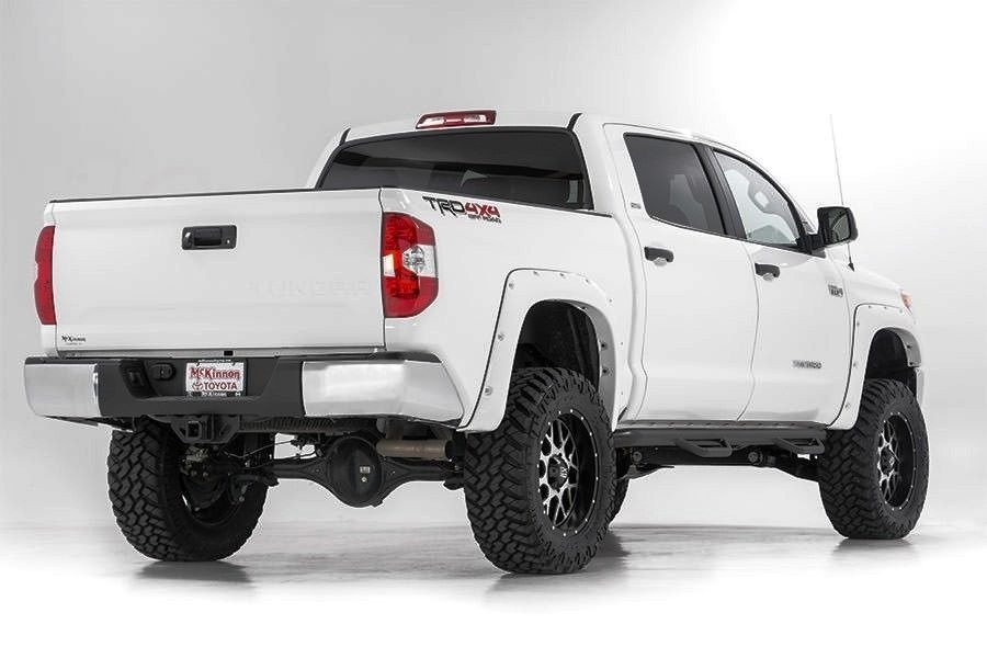 Tundra 1794 Edition >> Suspensión Lift Kit W/shocks Toyota Tundra 6 2007-2018 4wd ...