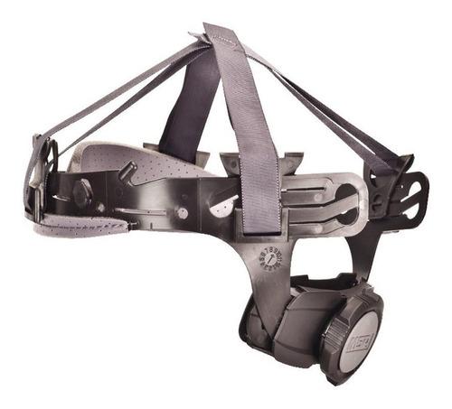 suspension msa fastrac iii matraca respuesto para casco