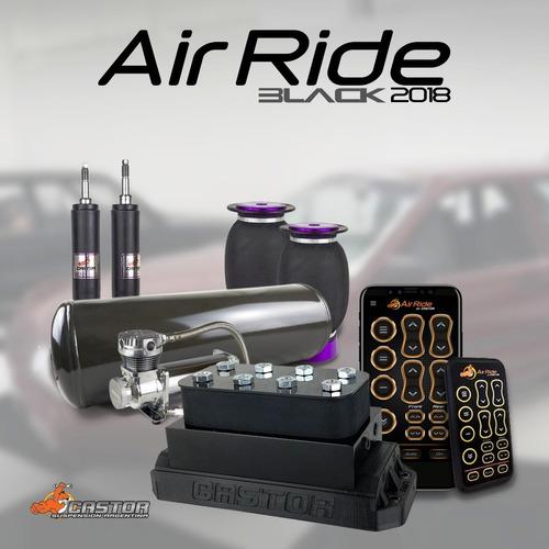 suspension neumatica castor air ride black programable