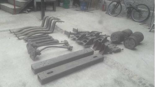 suspensions hendrickson tipo z de 46000 lbs