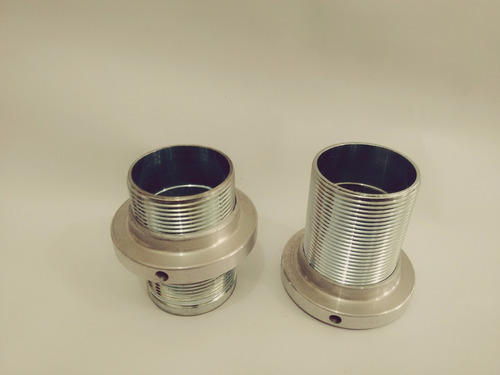 suspensão de rosca  tubo e flange (4 unidades)