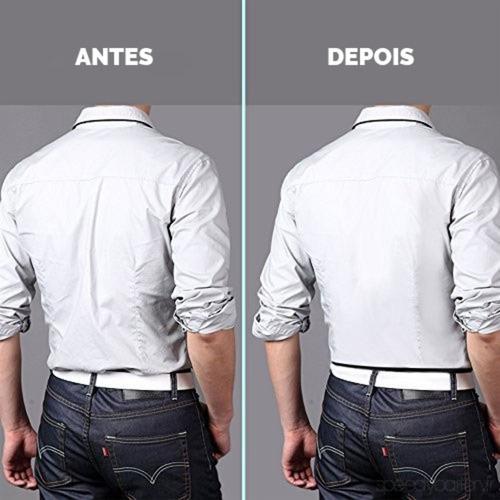 suspensório cinta liga segura camisa masculina t holder