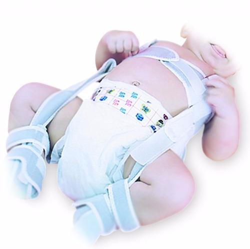 suspensório de pavlik displasia de quadril bebês tam. pp