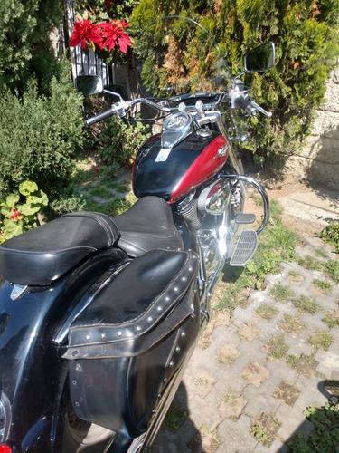 susuki boulevard  800 cc, funcionando al 100