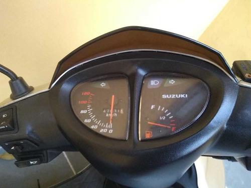 susuki burgman 125 scooter
