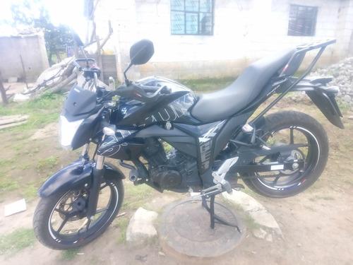 susuki gixxer 150 2019