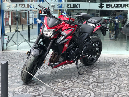 susuki gsx-s 750 abs tc