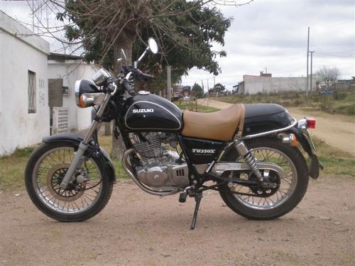 susuki moto de 250 cc única en el país año 1999 usd 3.500