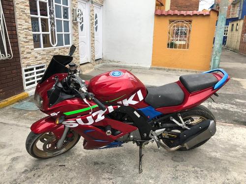 susuki sv 650 2007