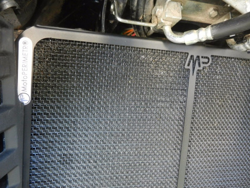 susuki vstrom dl650 protector cubre radiador motoperimetro ®
