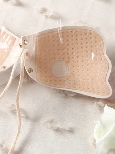 sutiã adesivo invisível levanta e aumenta seios push up bra