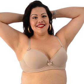 2a1de46b2 Suti㣠Plus Size - Sutiãs Tomara-que-caia Nude no Mercado Livre Brasil