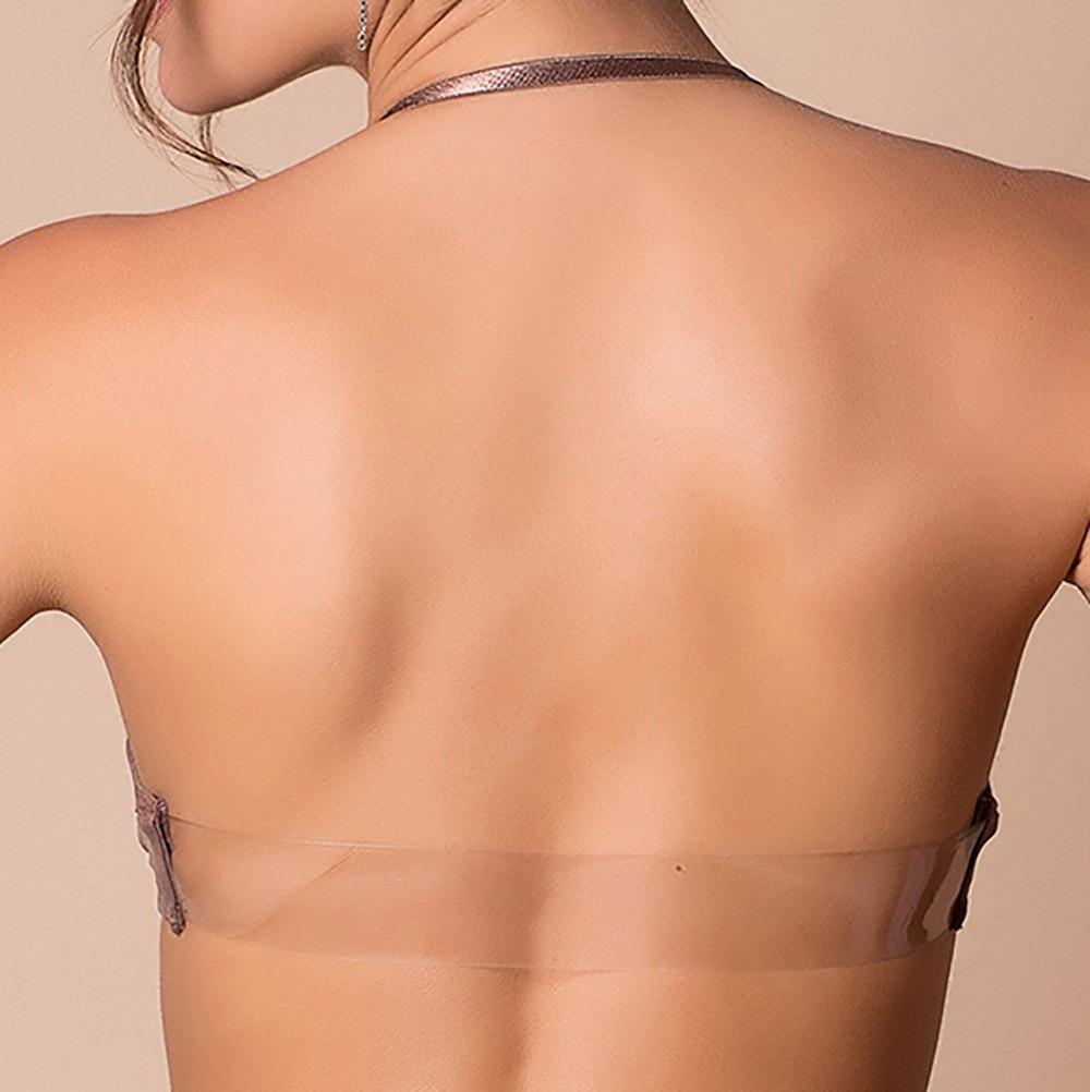 sutiã jackie microfibra costas silicone - ref.  0356. Carregando zoom. f39903dd76a