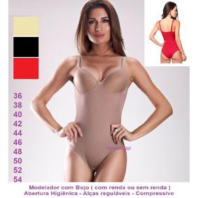 ee63bfed9 Cinta Modelador Body Maiô Cirurgia Parto Redutor Barriga Zer
