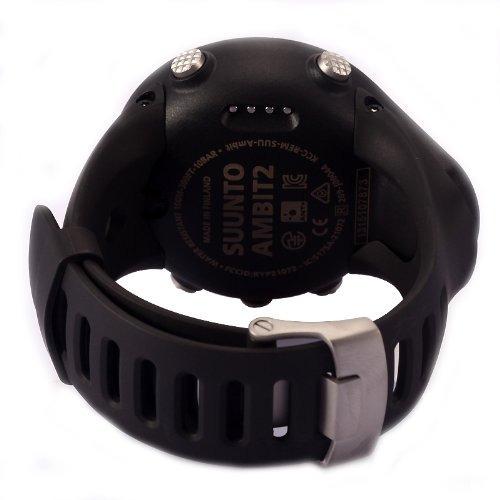 suunto ambit2 reloj-plata (hr)