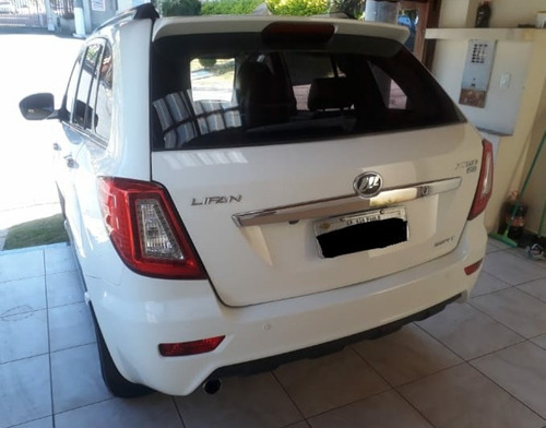 suv 4x2 lifan x60 1.8 manual gas 5p. branca