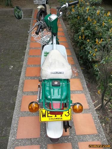 suzuki 0 - 50 cc 1990