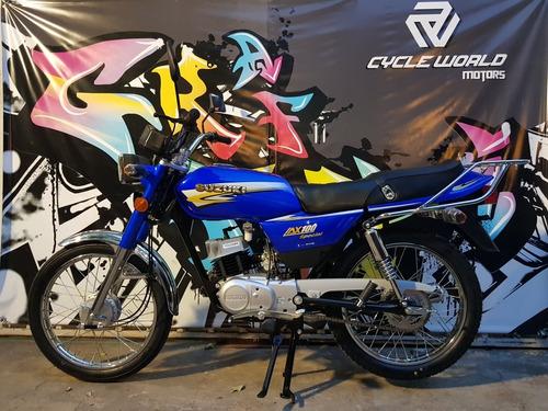 suzuki 100 moto