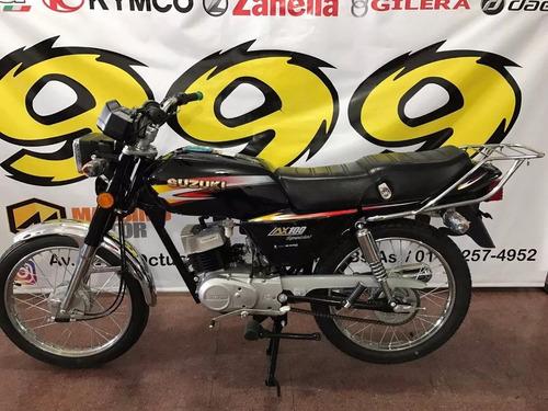 suzuki 100 moto motos