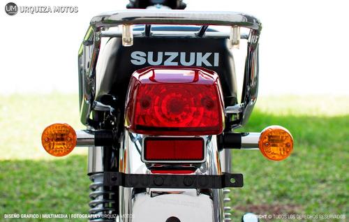 suzuki 125 moto chopper