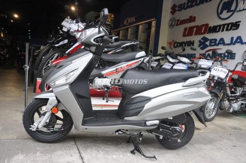 suzuki 125 scooter