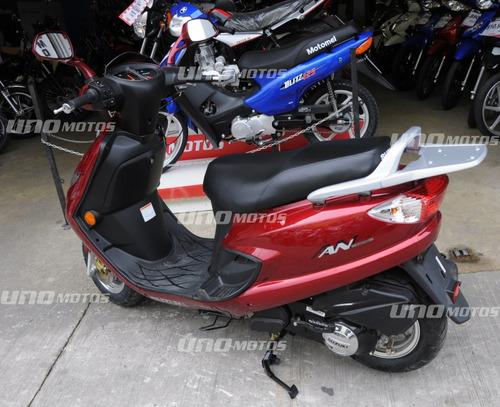 suzuki 125 scooter motos