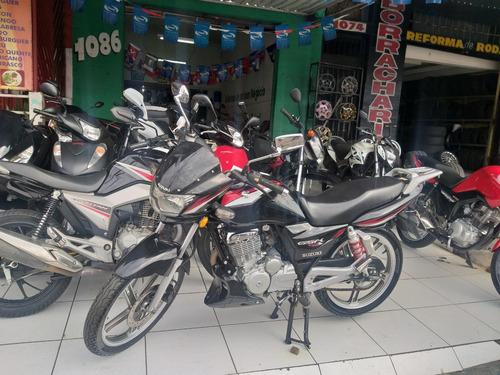 suzuki 125 yes moto
