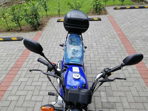 suzuki 2013 ax4 115cc marchamo 2021