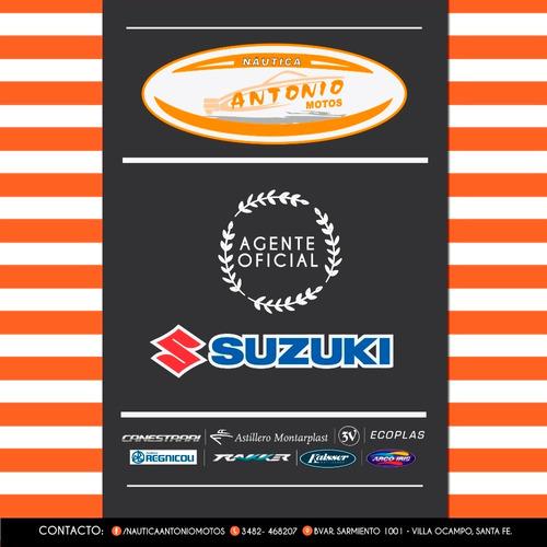 suzuki 250 inazuma